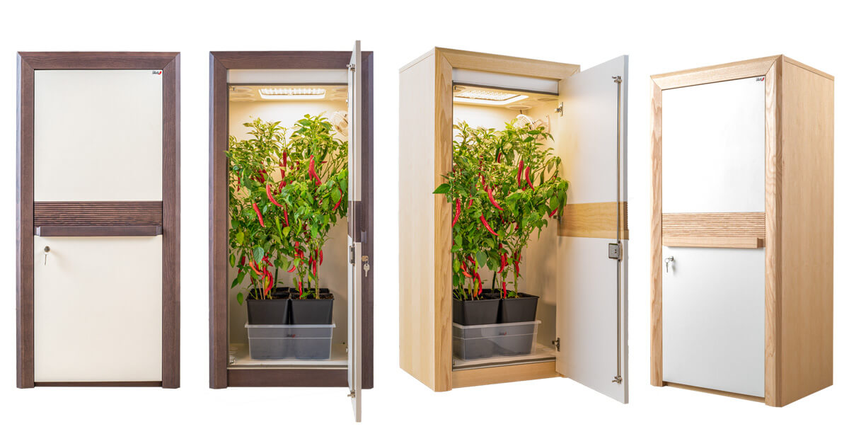 urban Chili 3.0 Growbox Auswahl - Growschrank Übersicht
